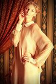 Lady elegance — Stock Photo