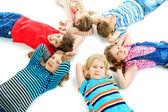 Sunny children — Stock Photo