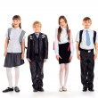 School uniform — Stock Photo