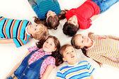 Jolly kids — Stock Photo
