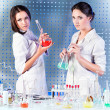 Stock Photo: Reagents