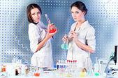 Reagents — Stock Photo