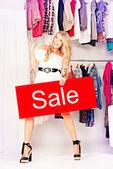 Sale sale — Stock Photo