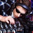 Trance music — Stock Photo