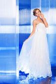 Wedding dress — Stock Photo