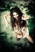 Horror — Stock Photo