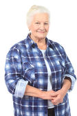 Pretty grandma — Stock Photo