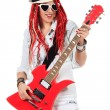 Musician — Stock Photo #32921097