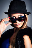 Black hat — Stockfoto