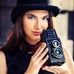 Photo hobby — Stock Photo