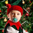 Little elf — Stock Photo