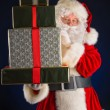 Stock Photo: Boxes with gifts
