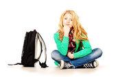 Estudiante de secundaria — Foto de Stock