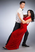 Tango style — Stock Photo