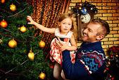 Noel ağacı — Stok fotoğraf