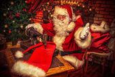Christmas rush — Stock Photo