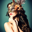 Mask fashion — Stock fotografie #38309367
