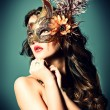 Mask fashion — Foto de Stock   #38309367