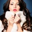 Glamorous fur — Stock Photo #38309415