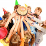 Celebratory cake — Stock Photo #38425173