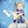 Winter fantasy — Stock Photo