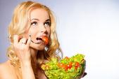 Sald diet — Stock Photo