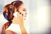 Eccentric call — Stock Photo