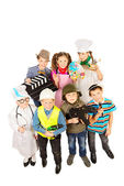 Children group — Stock Photo