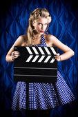 Film film — Stock Photo