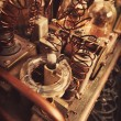 Old mechanism — Stock Photo #42749131