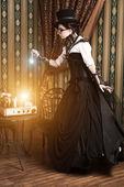 Halloween magic — Stock Photo