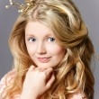 Princess crown — Stockfoto