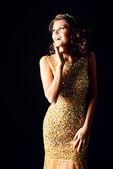 Actress — Stock Photo