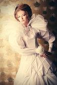 Designer dress — Stock Photo