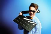 Cinema industry — Stock Photo