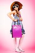 Girls style — Stock Photo