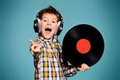 Music hobby — Stock Photo
