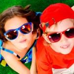 Bright kids — Stock Photo #47104681