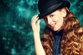 Bowler hat — Stock Photo