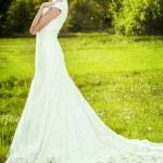 Lovely bride — Stock Photo #48809189