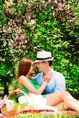 Nowożeńcy — Zdjęcie stockowe