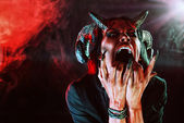 Diabolic — Stock Photo