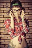óculos — Fotografia Stock