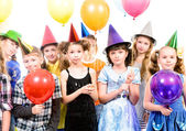 Birthday party — Stock Photo