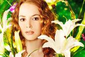 Fragancia floral — Foto de Stock