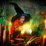 Постер, плакат: Evil magic