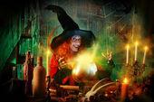 Evil magic — Stock Photo