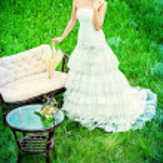Bride dress — Stock Photo #51169663