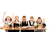 Good students — Stock Photo