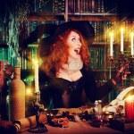 Постер, плакат: Funny witch